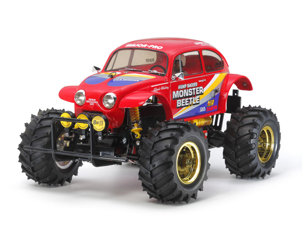 Monster Beetle 2015 2WD Monster Truck Kit by Tamiya
