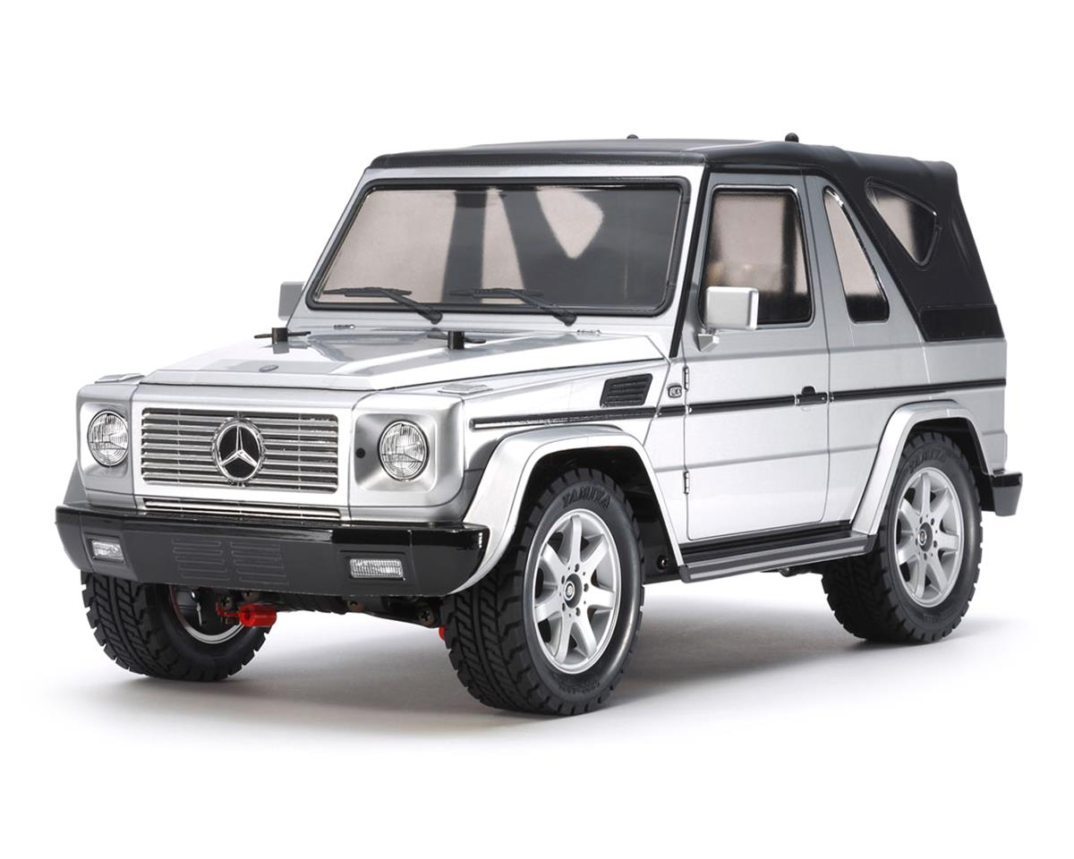 Mercedes-Benz G 320 Cabrio MF-01X 1/10 4WD Electric Chassis by Tamiya