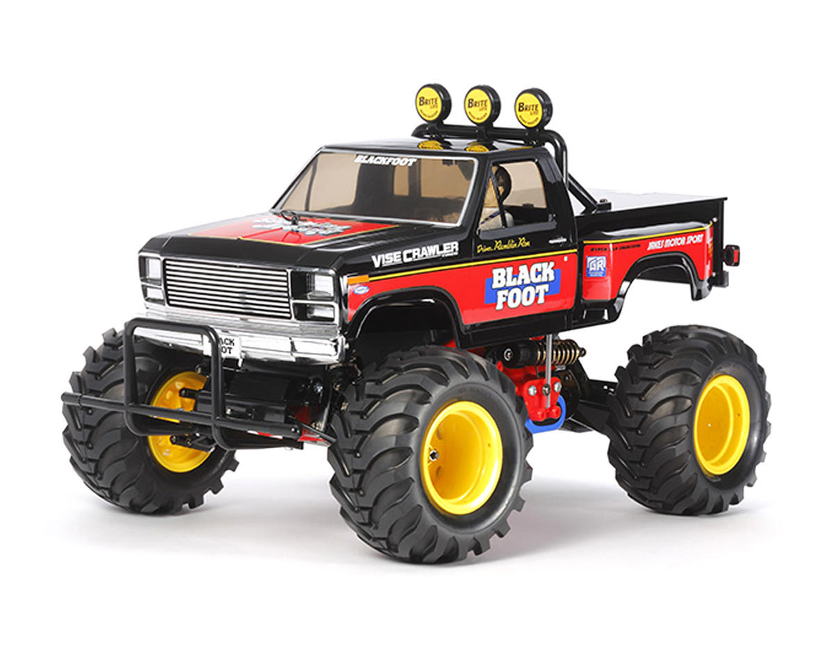 Blackfoot 2016 2WD Electric Monster Truck Kit by Tamiya