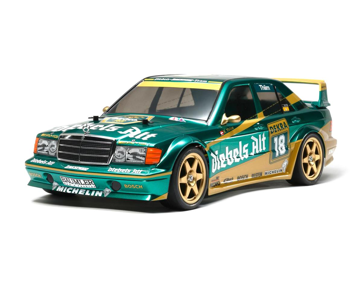 Tamiya Mercedes 190E 2.5-16 EvoII Diebels-Alt TT-01E 1/10 Touring Car Kit