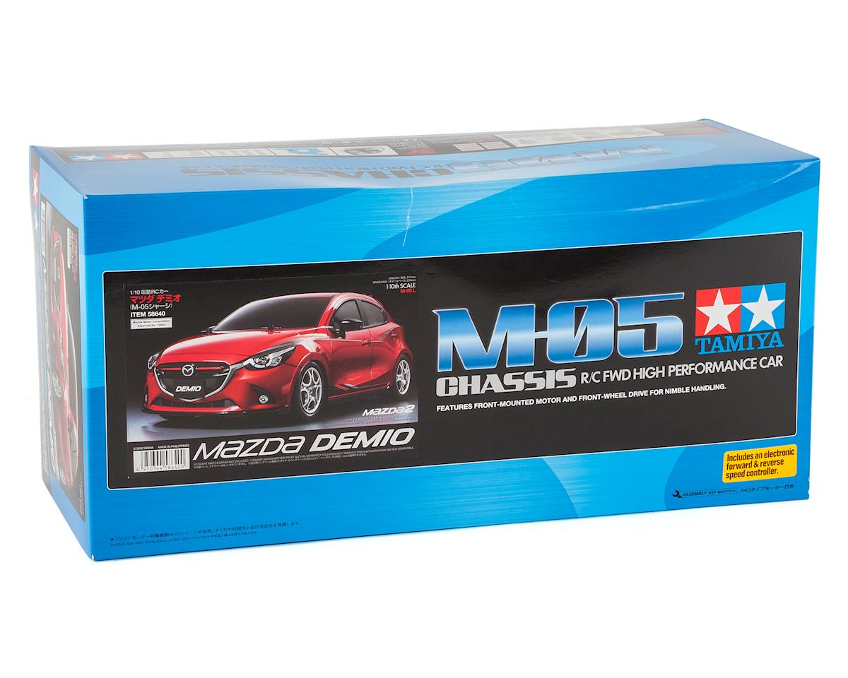 Tamiya M-05 FWD On Road Kit w/Mazda 2