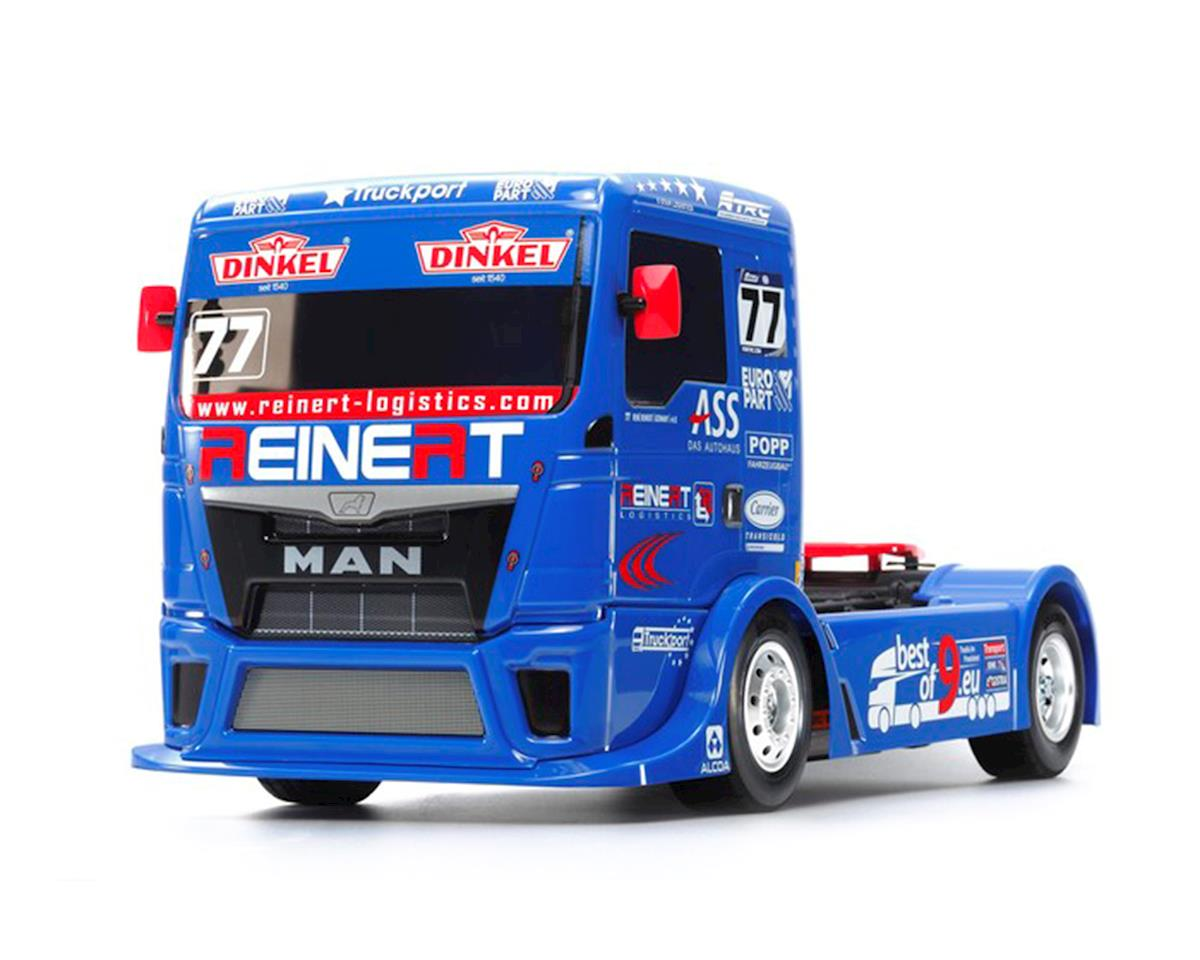 Team Reinert Racing MAN TGS 1/14 4WD On-Road Semi Truck by Tamiya
