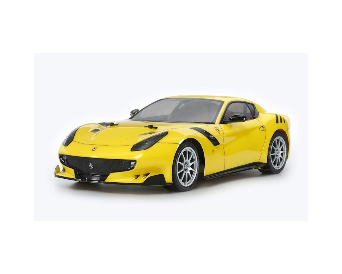 Tamiya Ferrari F12 TDF 1/10 4WD TT-02 Electric Touring Car Kit