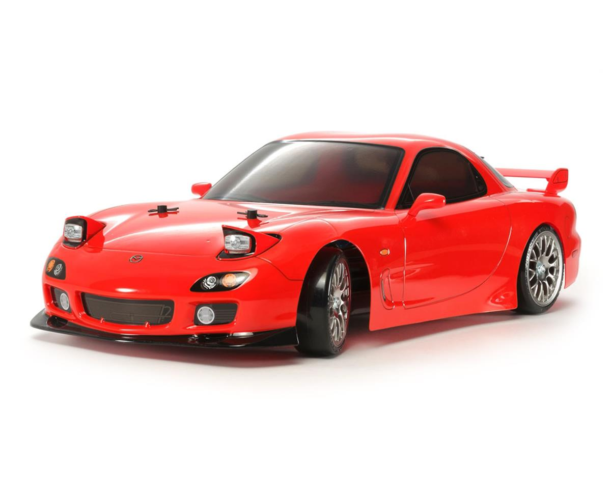 Tamiya Mazda RX-7 FD3S TT-02D Drift Spec 1/10 4WD Drift Car Kit
