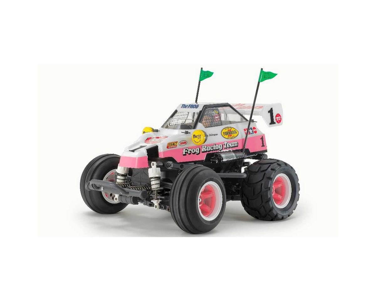 Tamiya WR02CB Comical Frog 1/10 Off-Road 2WD Buggy Kit