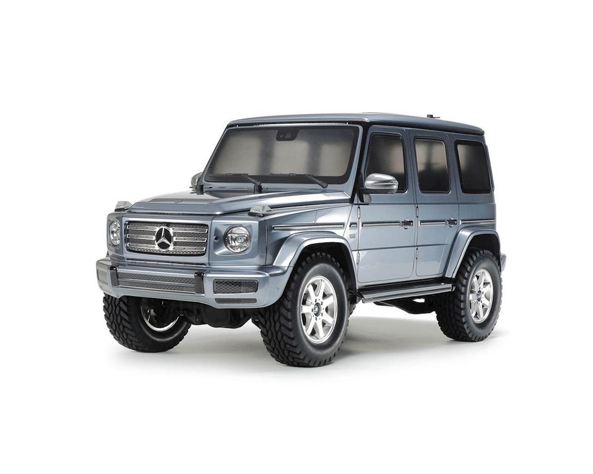 Tamiya RC Mercedes-Benz G 500 CC-02 1/10 4WD Scale Truck Kit