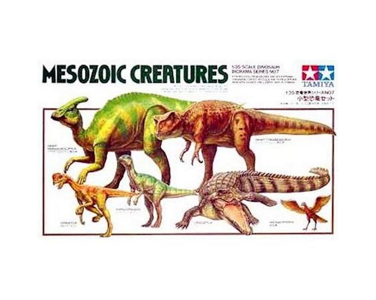 TAMIYA 1//35 Mesozoic Creatures Model Kit NEW from Japan