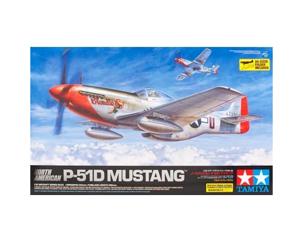 1/32 North American P-51D Mustang by Tamiya