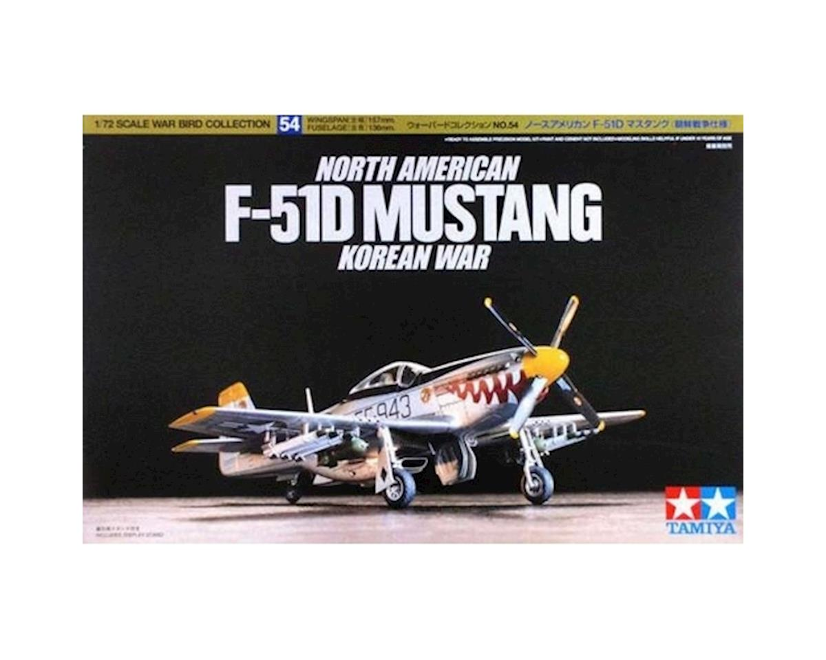 Tamiya 1/72 F51 Mustang Korean War