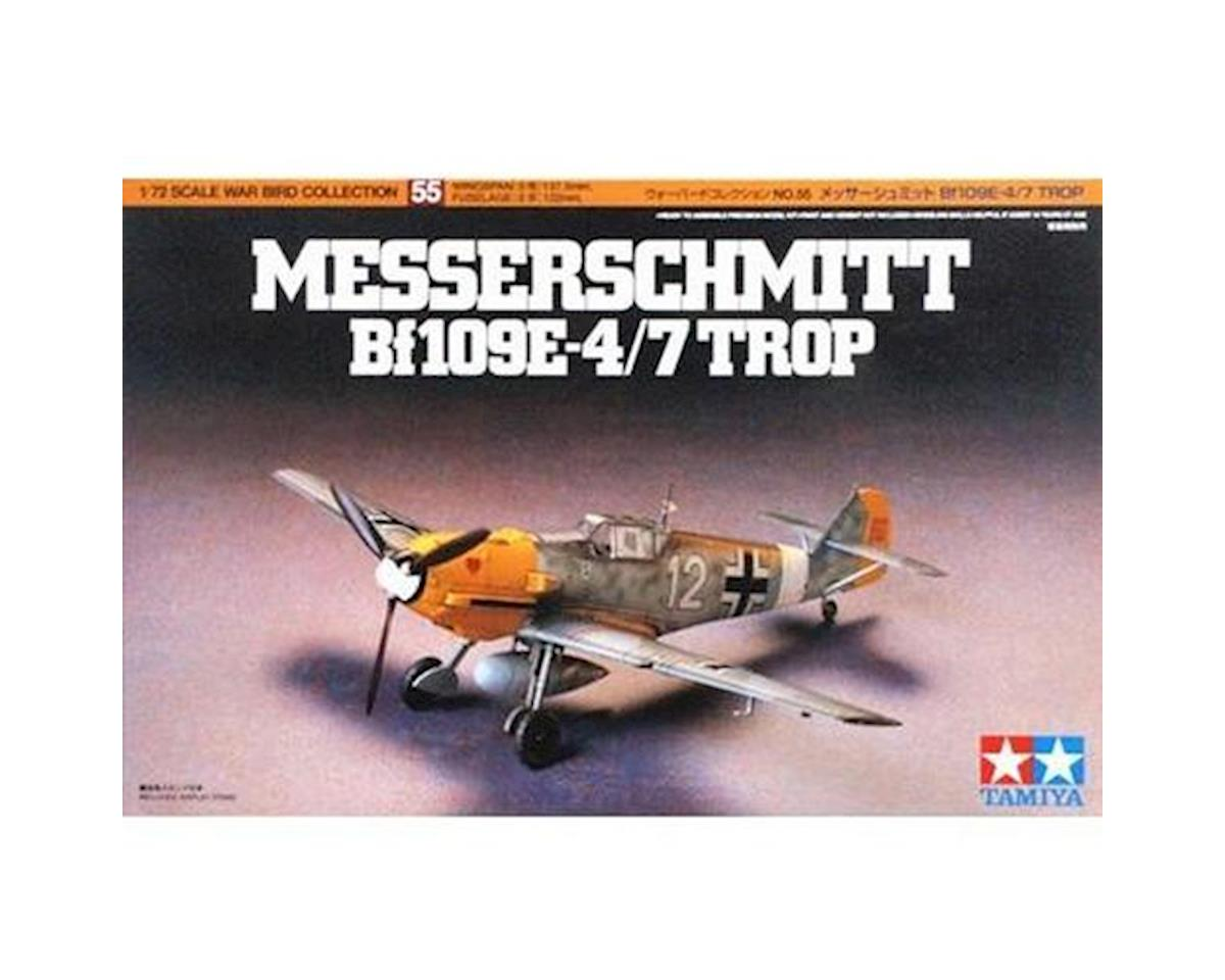 Tamiya 1/72 Bf109 E4/7 Tropical | relatedproducts