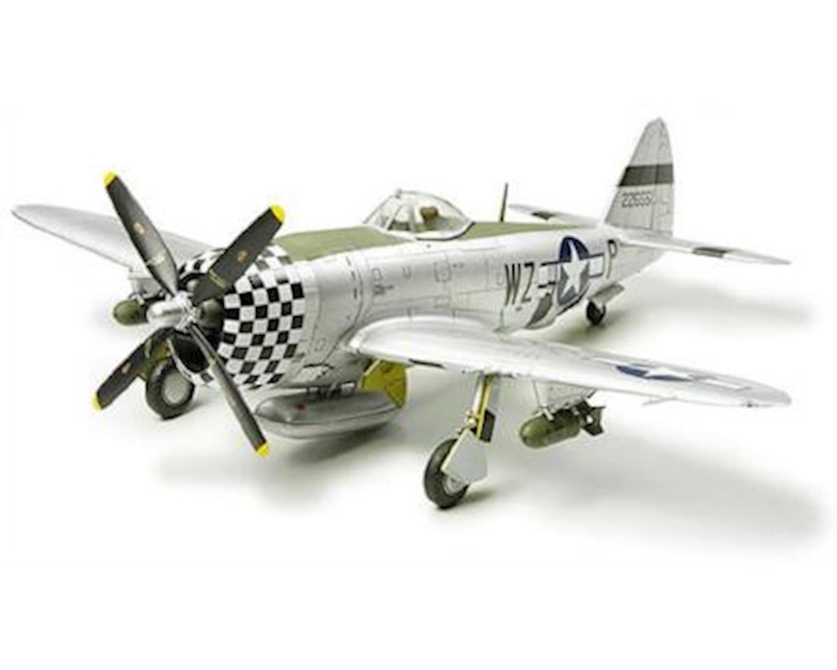 Tamiya 1/72 P-47D Thunderbolt-Bubbltop