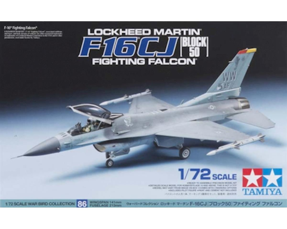 Tamiya 60786 1/72 Lockheed Martin, F-16 Fighting Falcon