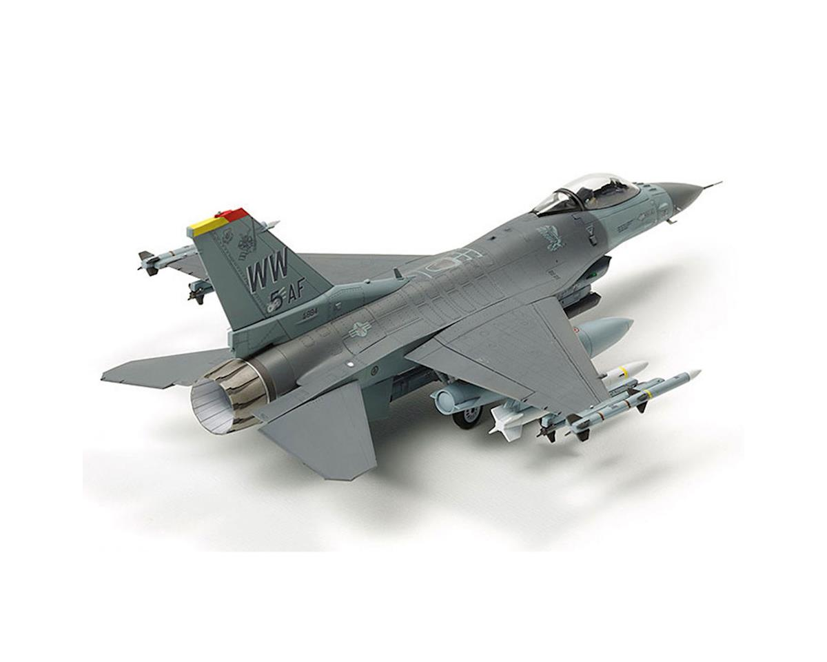 60788, 1/72 F-16 CJ Fighting Flacon , w/equipment by Tamiya