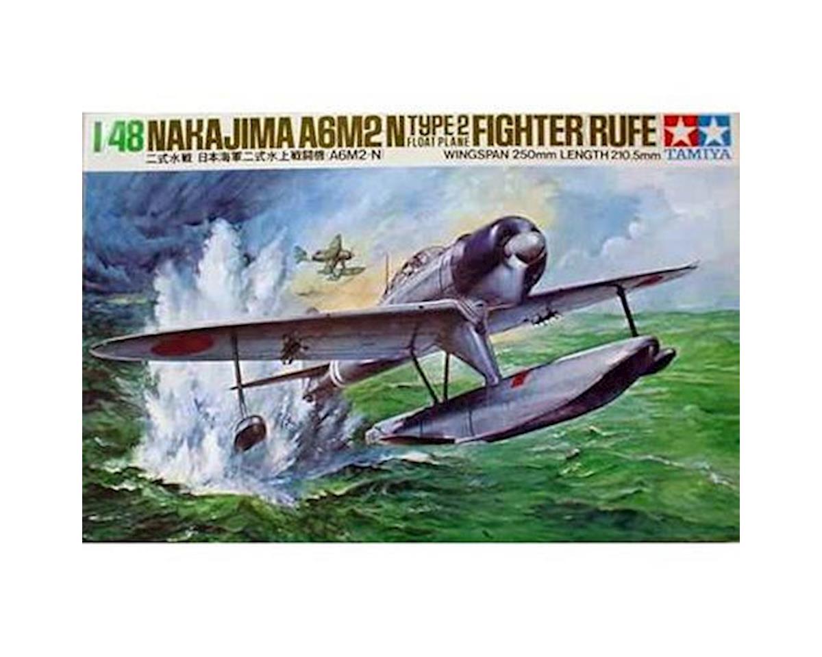 Tamiya 1/48 Nakajima A6M2N Type 2 Rufe Aircraft