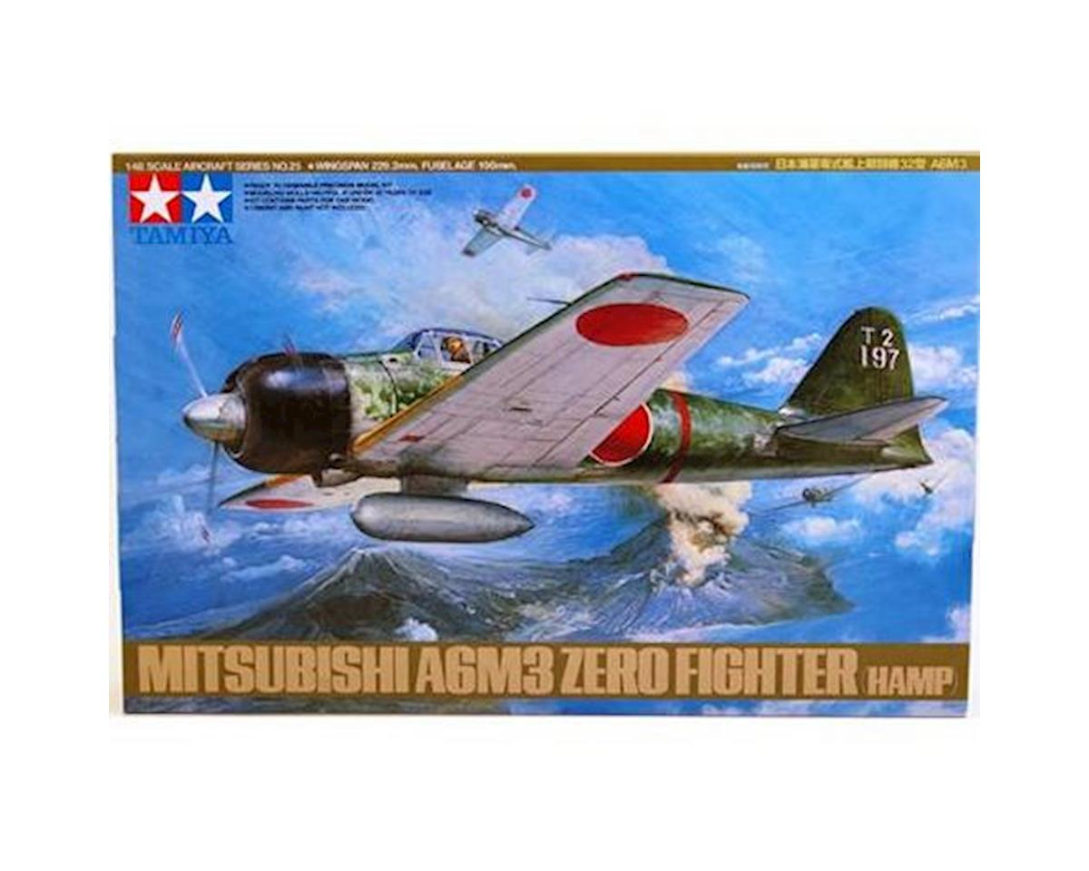 Tamiya 1/48 A6M3 Type 32 Zero Fighter