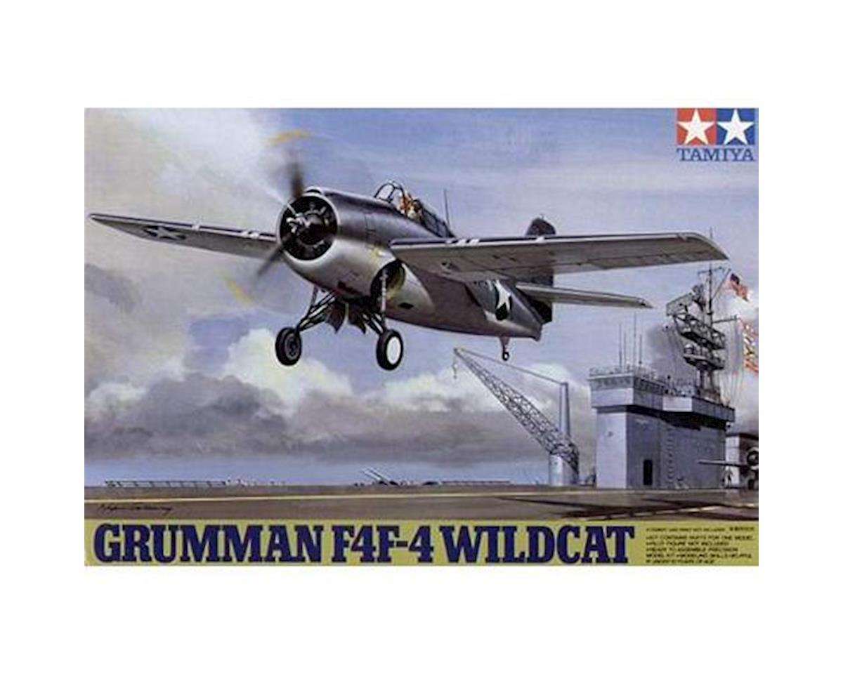 Tamiya 1/48 Grumman F4F4 Wildcat