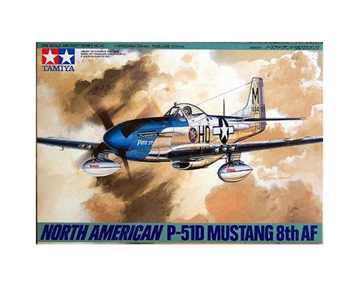 1:48 N AMERICAN P51D MUST by Tamiya