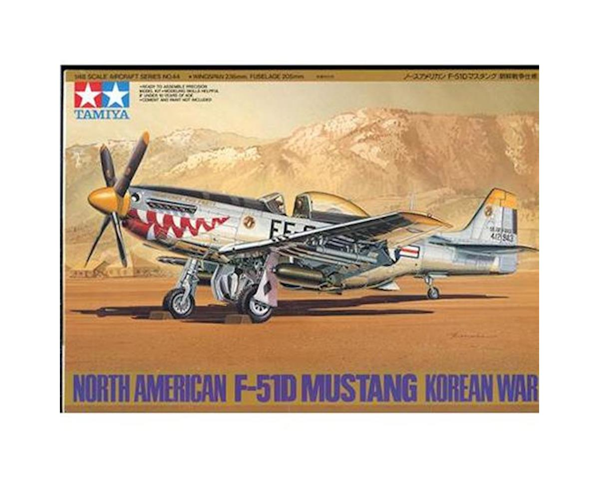1/48 F51D Mustang Korean War by Tamiya