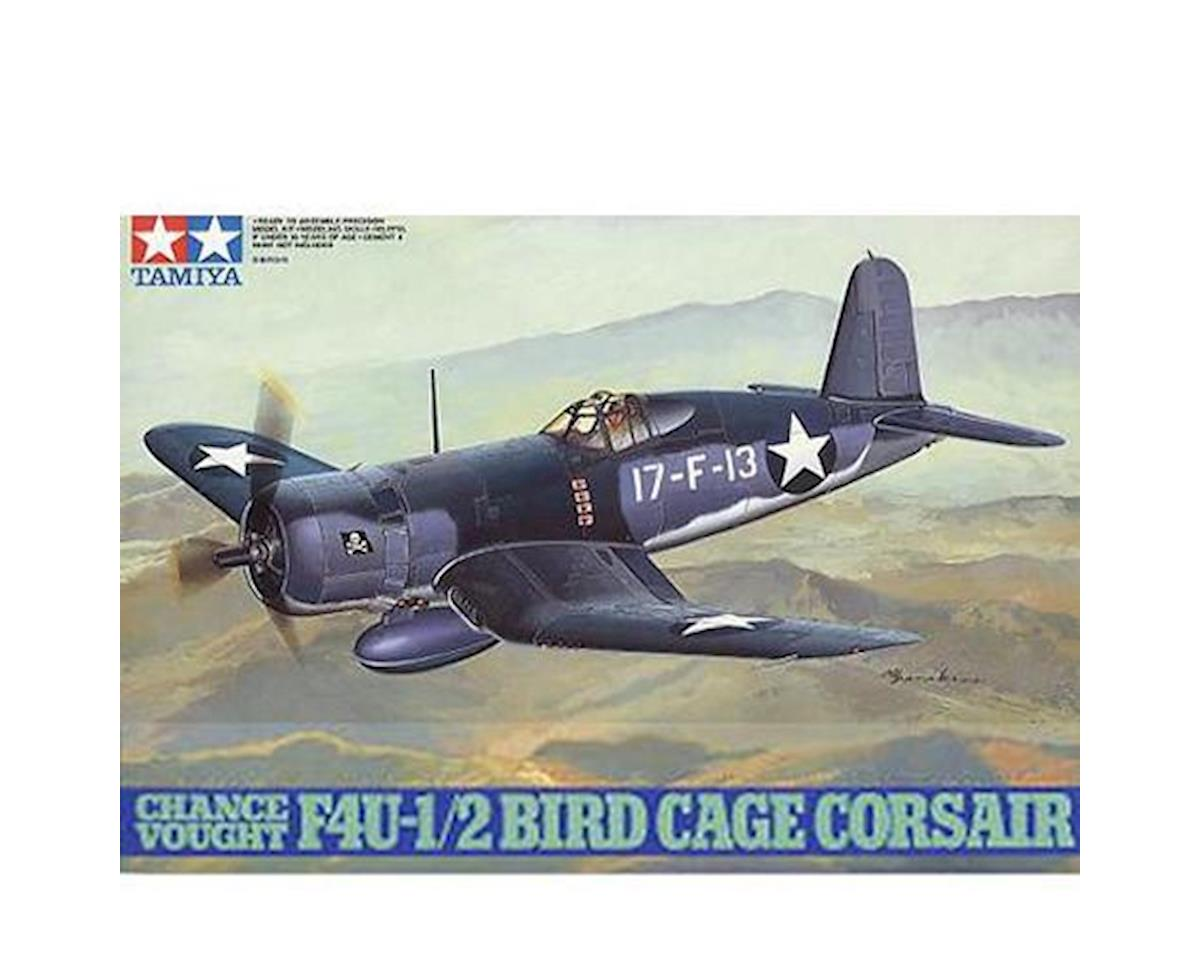 1/48 Bird Cage Corsair F4U1/2 by Tamiya