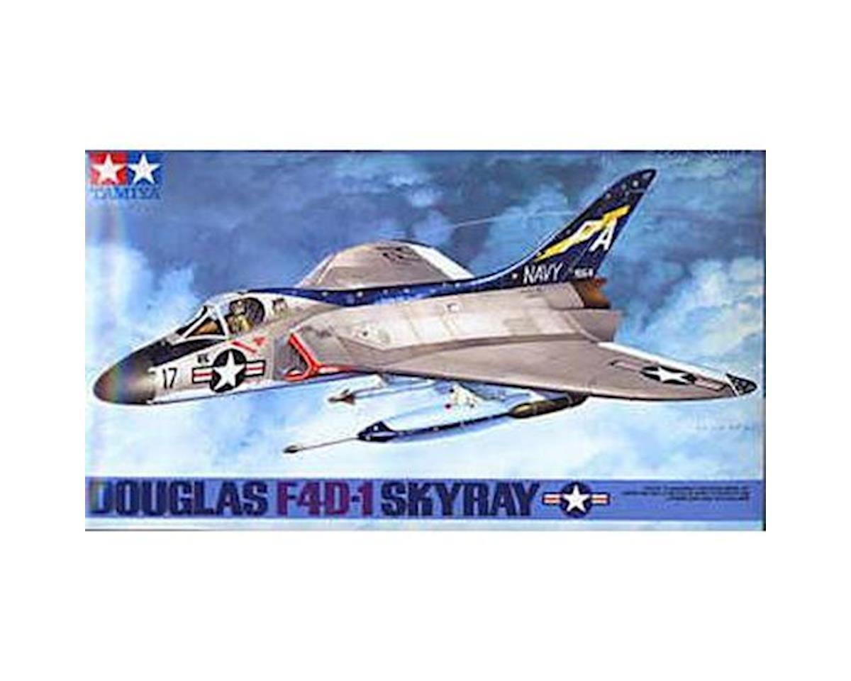 Tamiya 1/48 F4D1 Skyray Aircraft