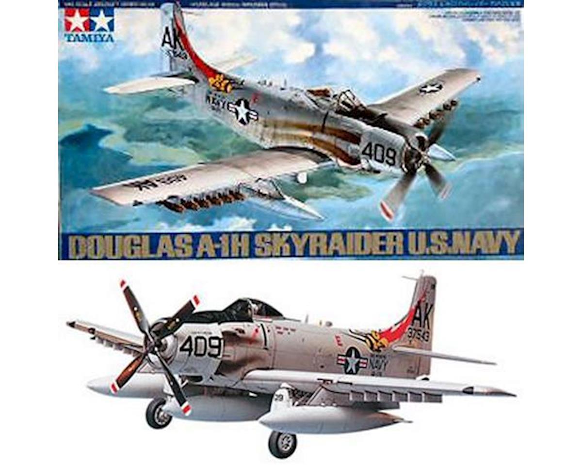 Tamiya 1/48 A1H Skyraider USN