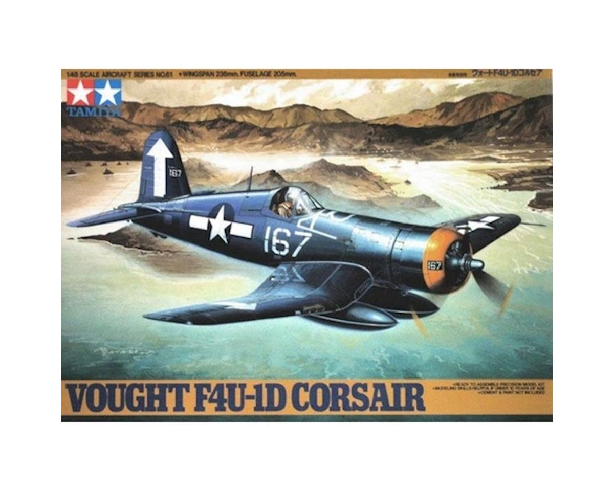 1/48 Vought F4U1D Corsair by Tamiya
