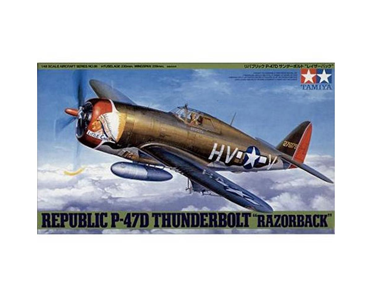 Tamiya 1/48 Republic P-47D Thunderblt