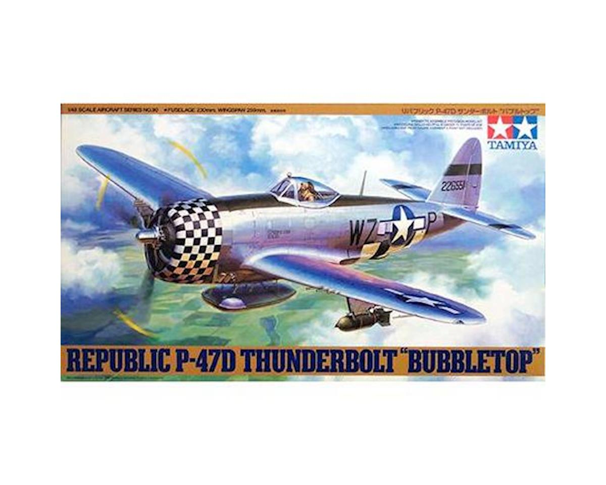 1/48 P47D Thunderbolt Bubbletop by Tamiya