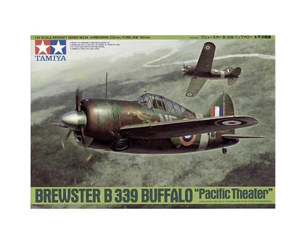 1/48 Brewster B-339 Buffalo Pacific Theater by Tamiya