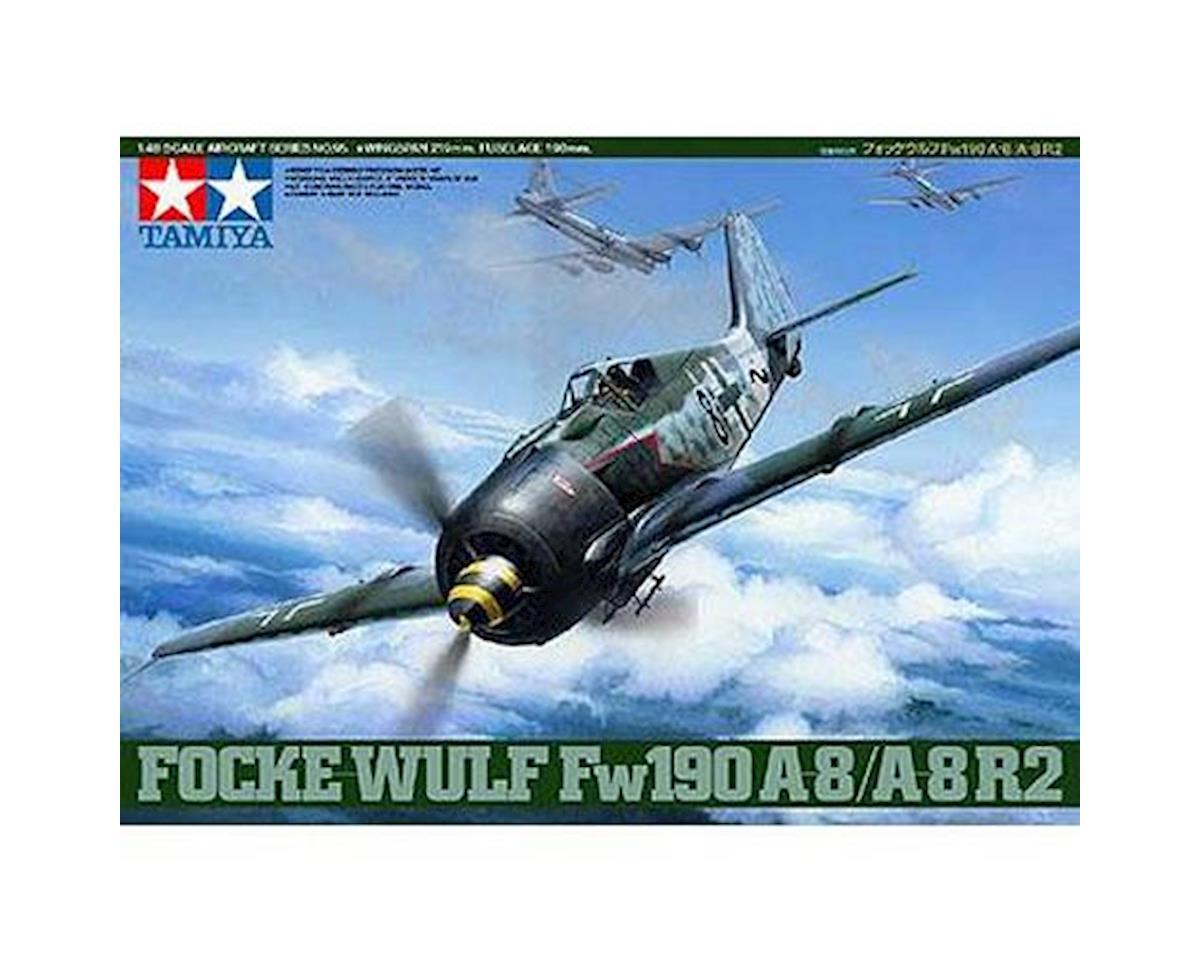 1/48 Focke-Wulf FW190 A-8/A-8 R2 by Tamiya