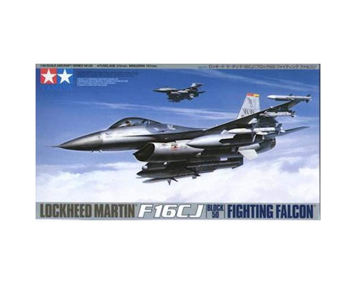 1/48 Lockheed F-16CJ (Block 50) by Tamiya