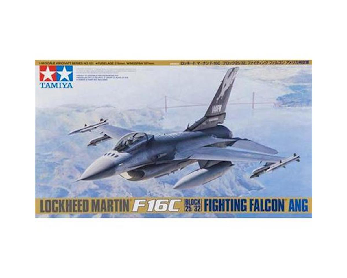 1/48 Lockheed F-16C Block 25/32 Fighting Falcon by Tamiya