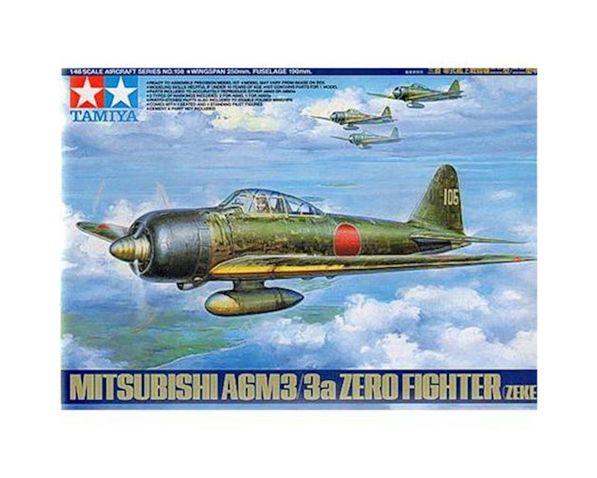 Tamiya 1/48 Mitsubishi A6M3/3a (Zeke)