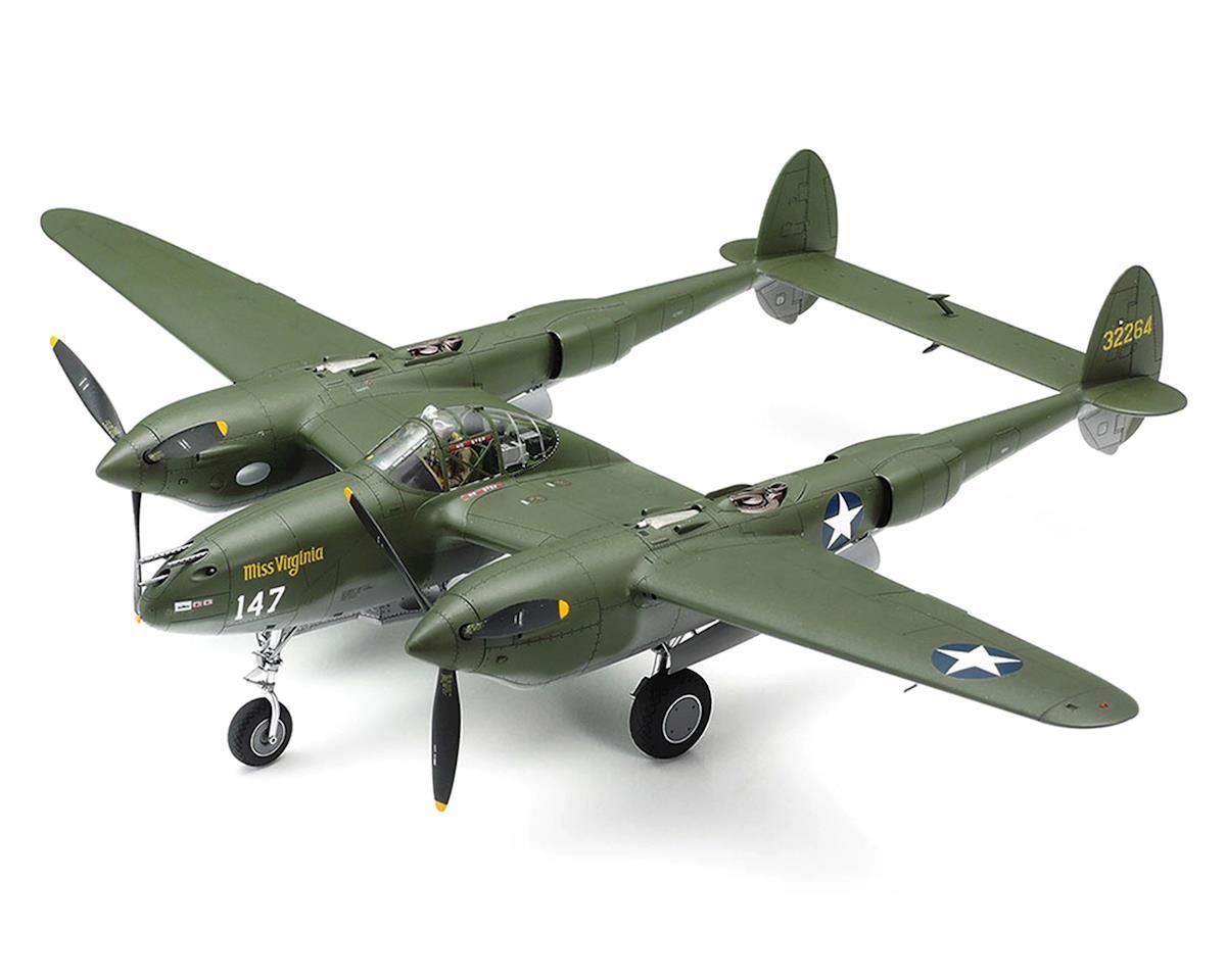 Tamiya 1/48 Lockheed P-38 F/G Lightning