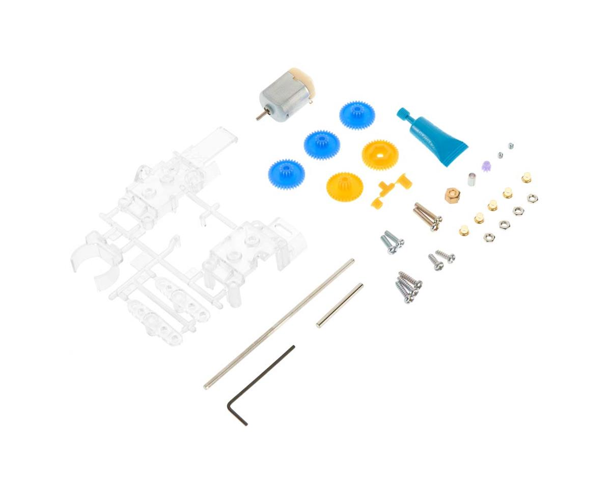 Tamiya 69911 Single Gearbox 4-Speed Clear