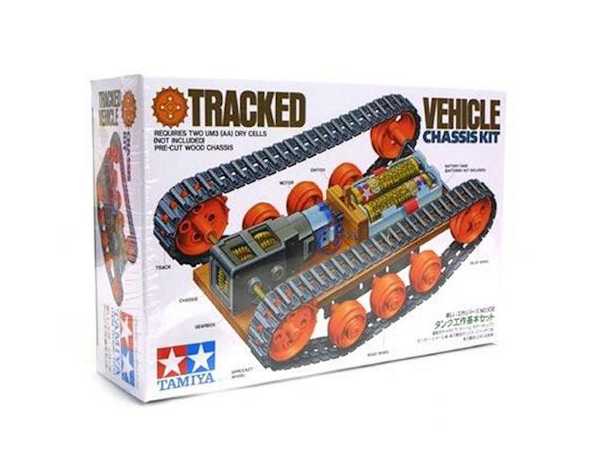Tracked Vehicle Chassis Kit by Tamiya