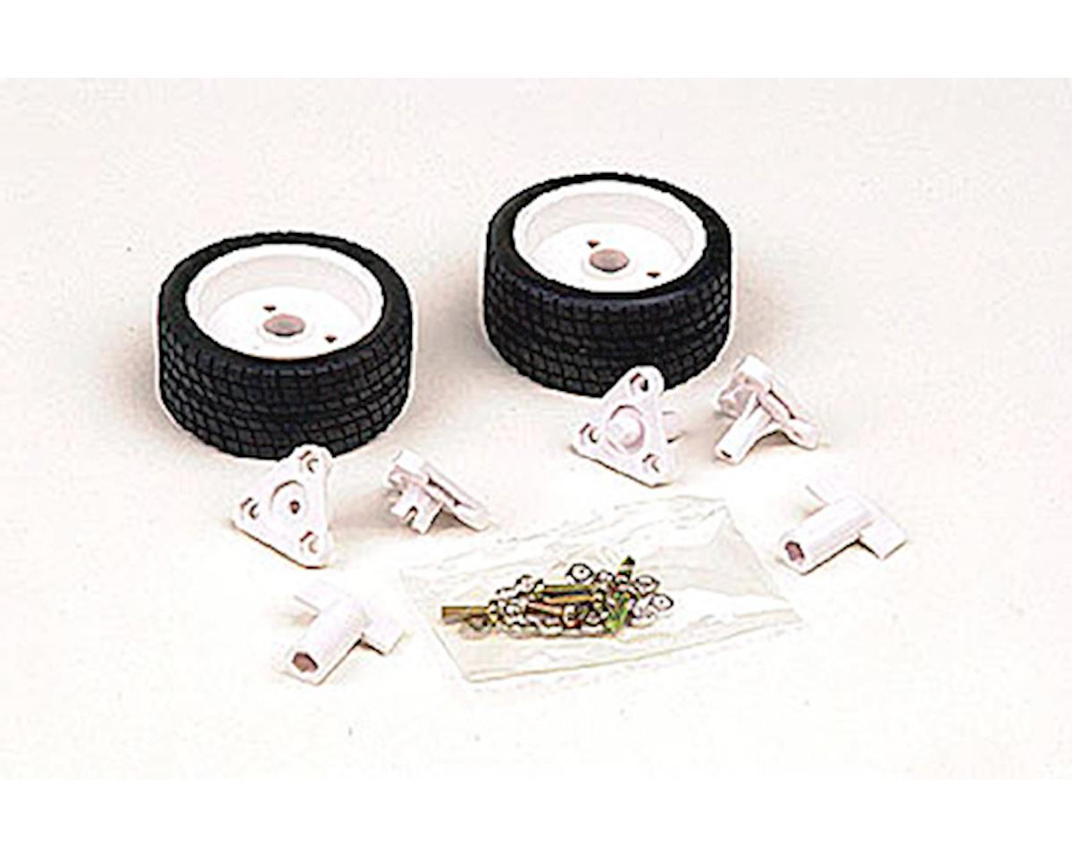 Tamiya 70111 Large Diameter Wheel Set