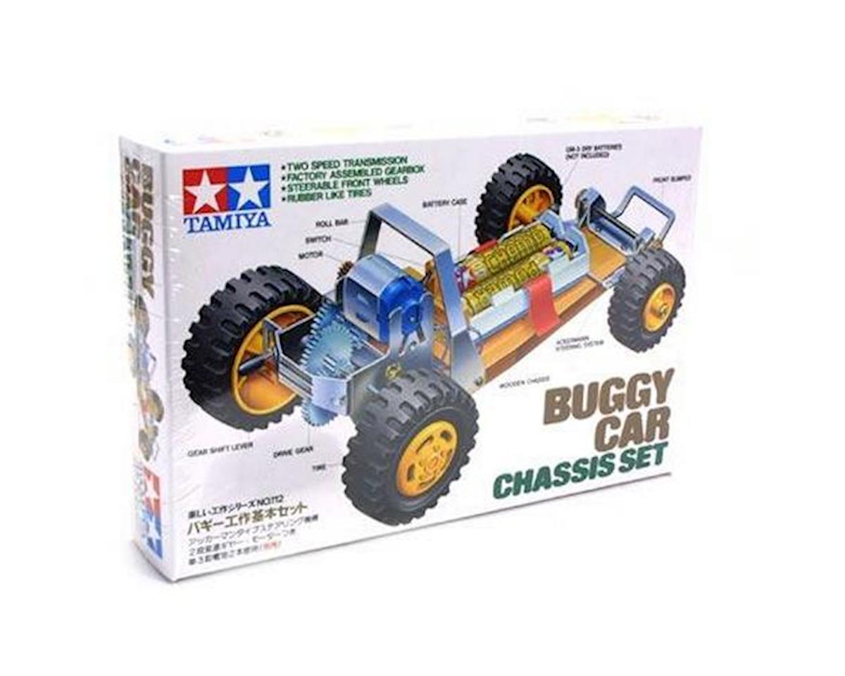 Buggy Car Chassis Set by Tamiya