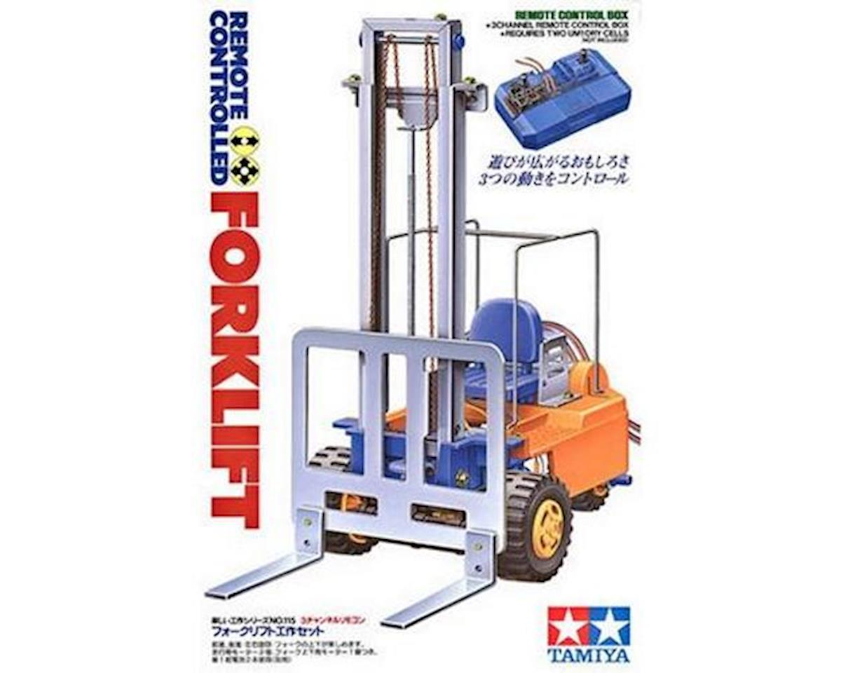 Remote Controlled Forklift by Tamiya