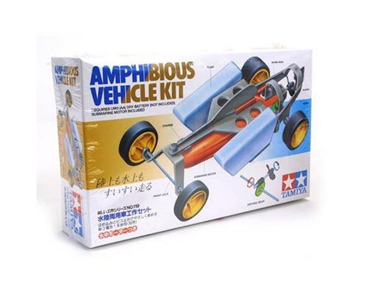 Amphibious Vehicle by Tamiya