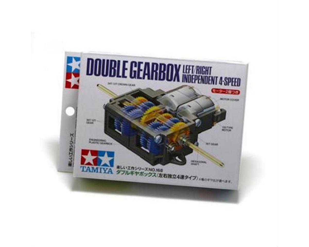 Double Gearbox L/R Independ 4-speed by Tamiya