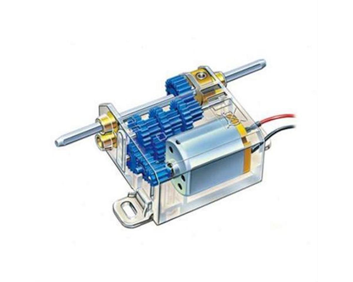 Mini Motor Multi Ratio Gearbox 12-Speed by Tamiya