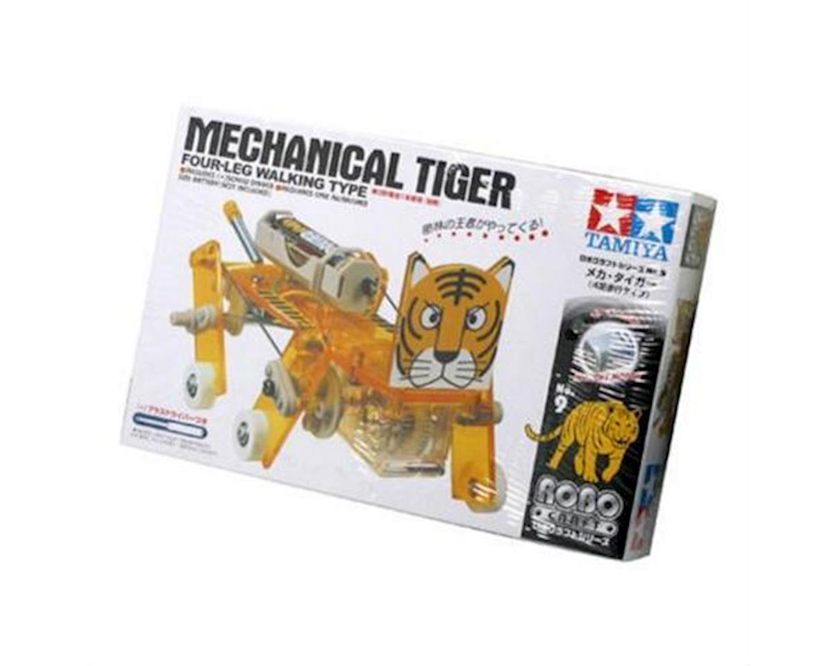 71109 Mechanical Tiger - Four Legged Walking Type