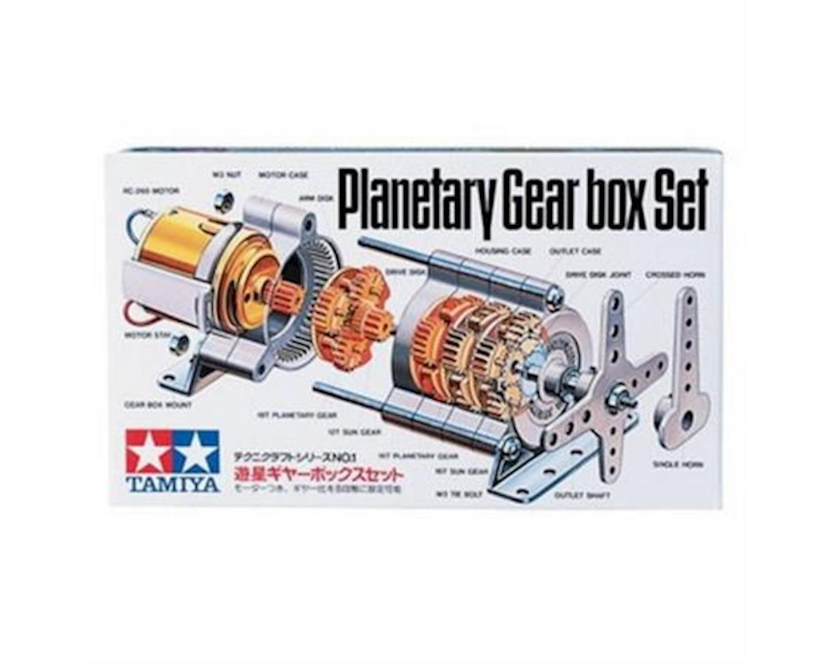 Planetary Gear Box Set by Tamiya