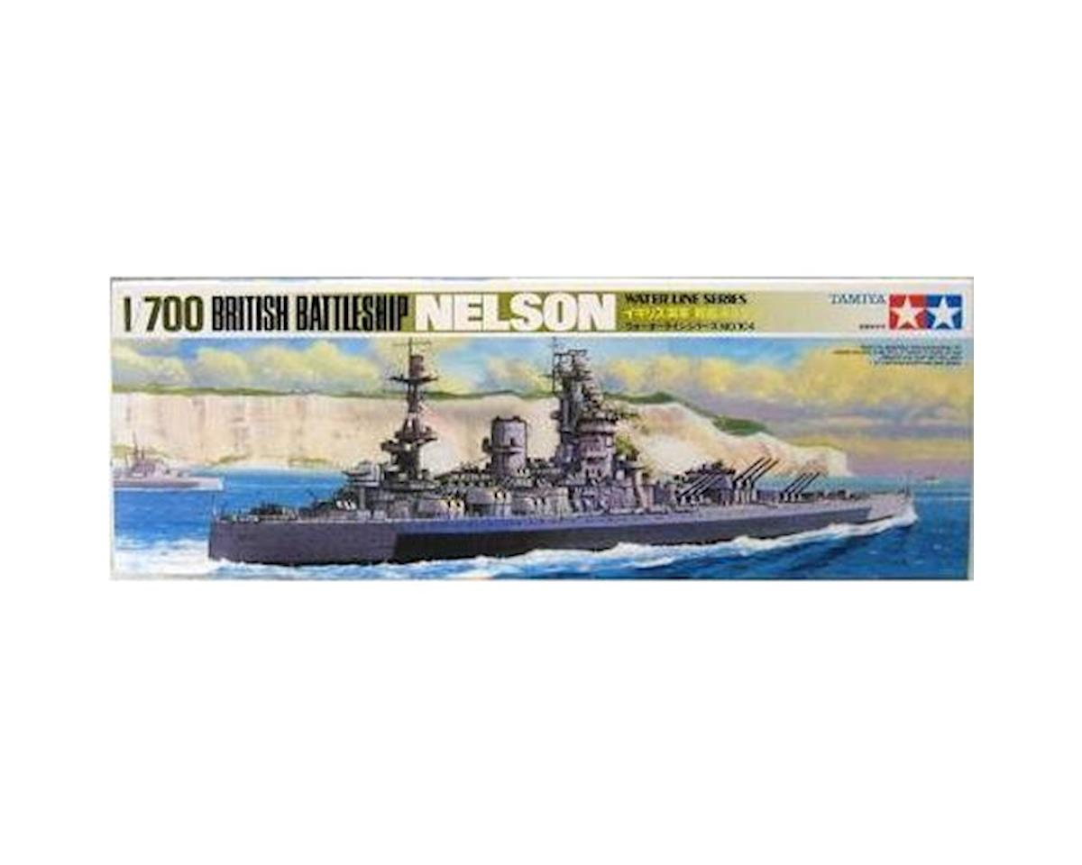 Tamiya 1/700 British Nelson Battleship