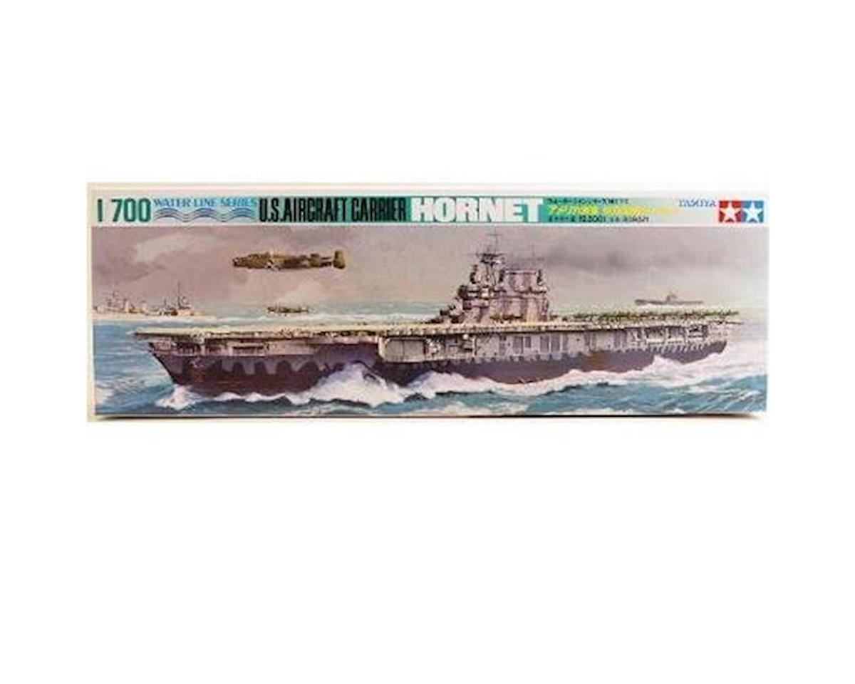 Tamiya 1/700 USS Hornet Aircraft Carrier Waterline