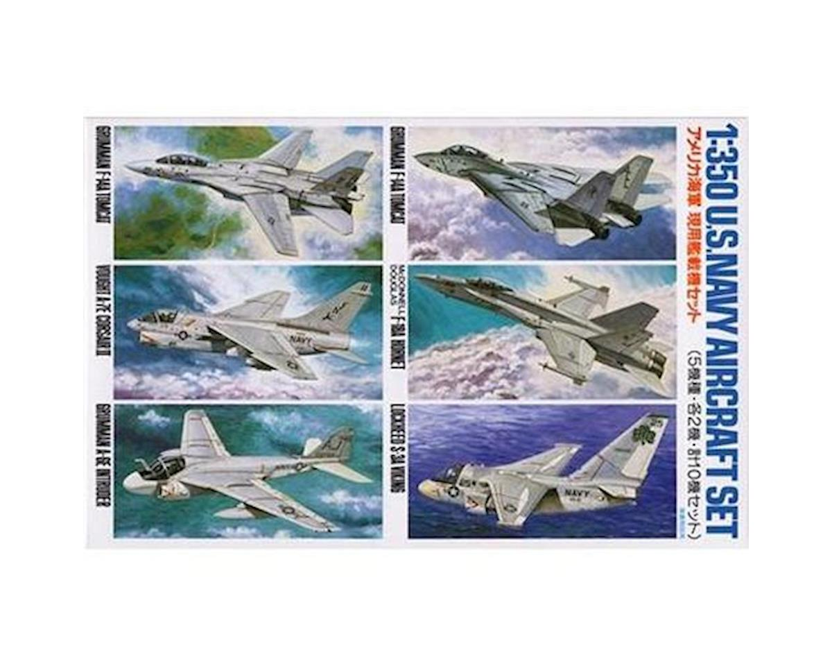 Tamiya 1/350 US Navy Aircraft Set