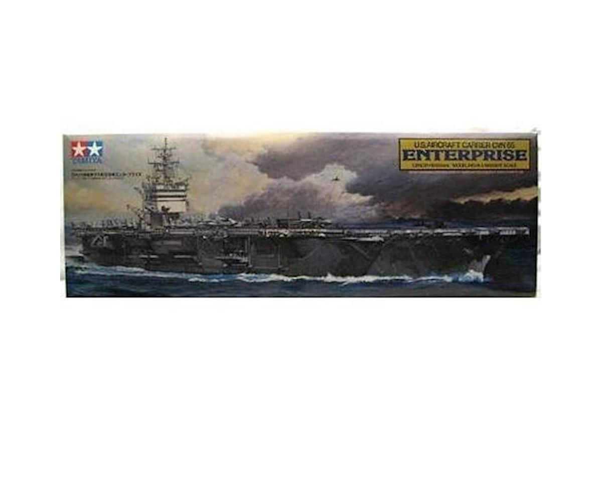 CVN-65 USS Enterprise 1/350 Aircraft Carrier Model Kit by Tamiya