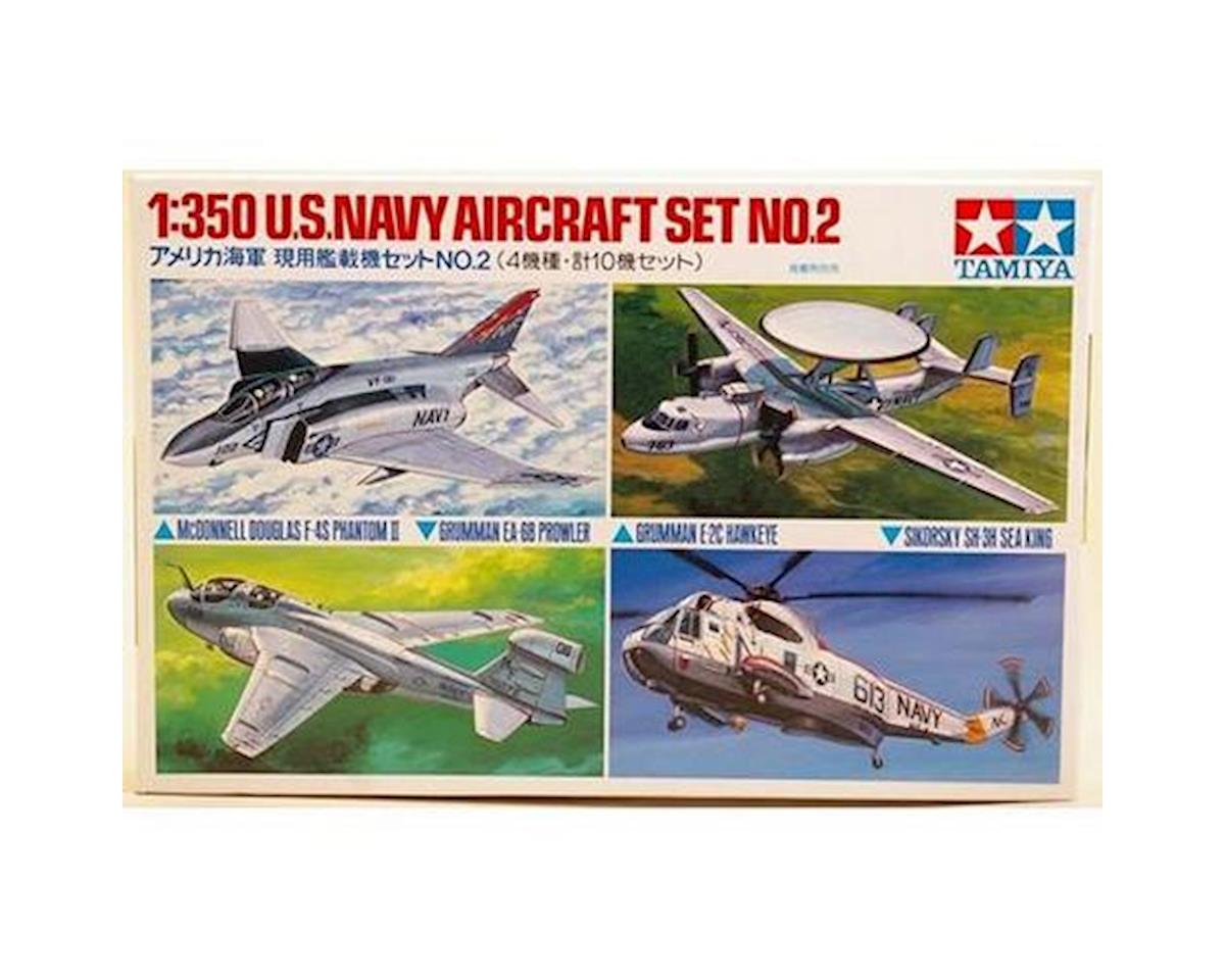 Tamiya 1/350 US Navy Aircraft #2