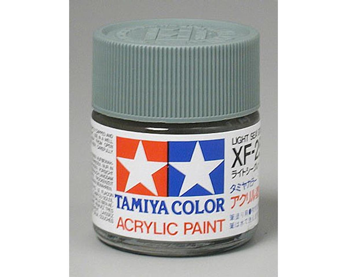 Tamiya Light Sea Gray Mini Acrylic Matte Finish (6/Bx)